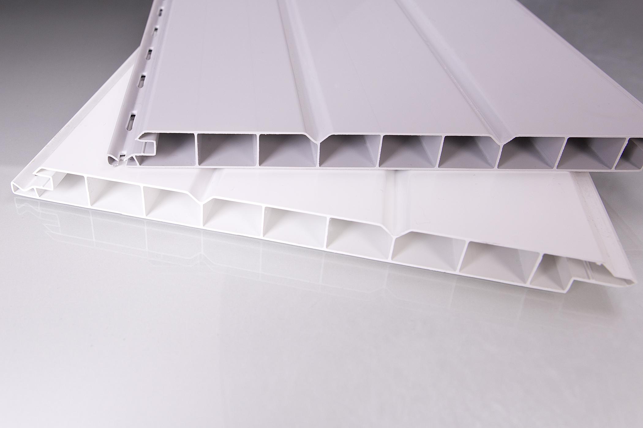 PVC Wand  und Deckenpaneele weiß 20 mm   online kaufen